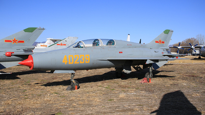 40239 - Shenyang JJ-7 - China - Air Force