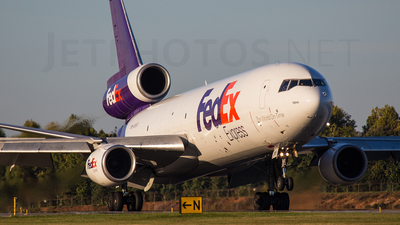 N366FE - McDonnell Douglas MD-10-10(F) - FedEx