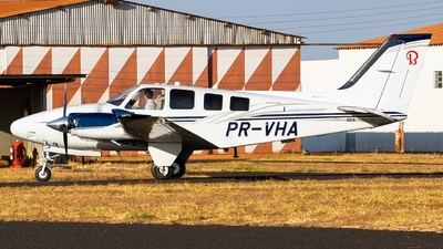 A picture of PRVHA - Beech G58 Baron - [TH2484] - © Evandro Filho