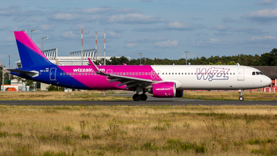 HA-LVB - Airbus A321-271NX - Wizz Air