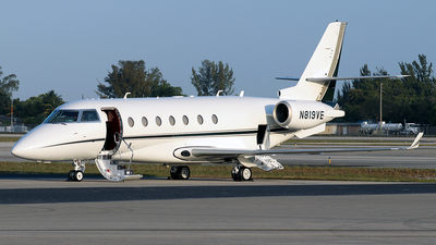 N819VE - Gulfstream G200 - Private