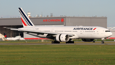 A picture of FGSPM - Boeing 777228(ER) - Air France - © Daniel Lapierre Forget