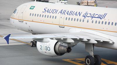 A picture of HZASL - Airbus A321211 - Saudia - © Abdurahman N.