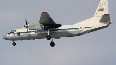 RF-36165 - Antonov An-26 - Russia - Air Force