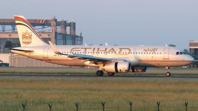 A6-EIS - Airbus A320-232 - Etihad Airways