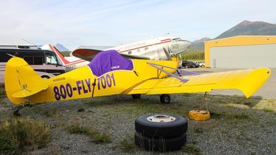 N386AB - Piper PA-25-235 Pawnee - Private