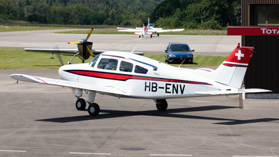 HB-ENV - Beechcraft A23-24 Musketeer Super III - Private