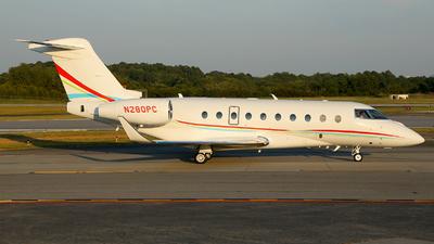 N280PC - Gulfstream G280 - Private