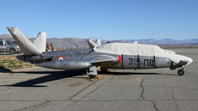 N315MB - Fouga CM-170R Magister - Private