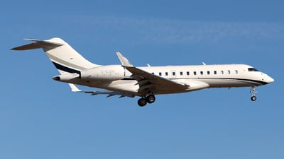 C-GJDR - Bombardier BD-700-1A10 Global Express - Skyservice Business Aviation