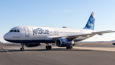 N637JB - Airbus A320-232 - jetBlue Airways