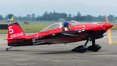 N903NB - Vans RV-3B - Private