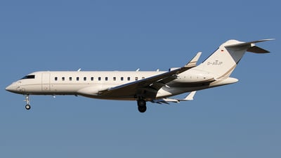 D-AGJP - Bombardier BD-700-1A10 Global 6000 - ACM Air Charter