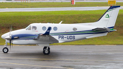 A picture of PRUDS - Beech C90GTi King Air - [LJ2135] - © Lucas Gabardo