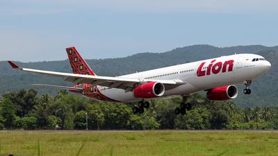 PK-LDY - Airbus A330-343 - Batik Air