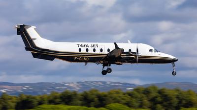 F-GLND - Beech 1900D - Twin Jet