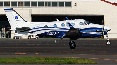 JA81AJ - Beechcraft C90GTi King Air - Asia Air Survey