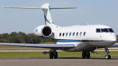 N13MS - Gulfstream G650 - Private