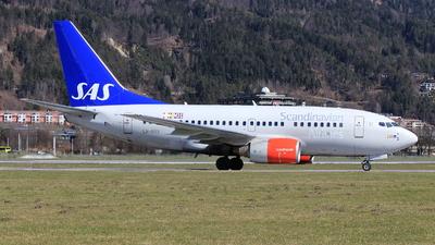 LN-RRX - Boeing 737-683 - Scandinavian Airlines (SAS)