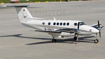 D-ISKY - Beechcraft B200GT Super King Air - Air Hamburg