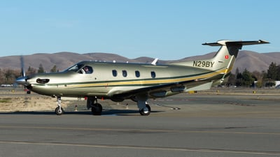 N29BY - Pilatus PC-12/47E - AirSF