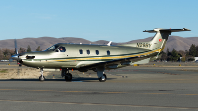 A picture of N29BY - Pilatus PC12/47E -  - © Taylor Kim
