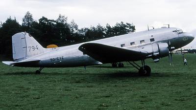9Q-CYE - Douglas C-47B Skytrain - Untitled
