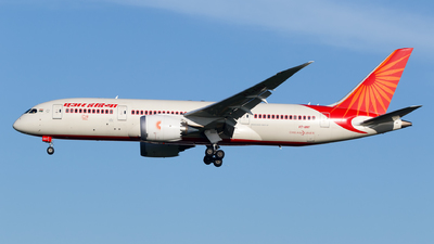 VT-ANY - Boeing 787-8 Dreamliner - Air India