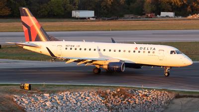 N871RW - Embraer 170-100SE - Delta Connection (Republic Airlines)