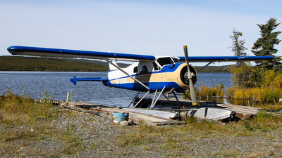 N723DR - De Havilland Canada DHC-2 Mk.I Beaver - Private