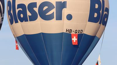 HB-QXD - Ultramagic B-55 - Private