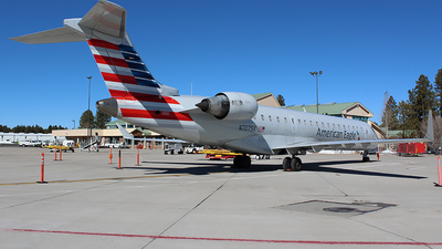 A picture of N707SK - Mitsubishi CRJ701ER - American Airlines - © Alexander Aston