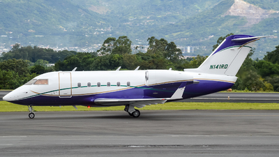 N141RD - Canadair CL-600-1A11 Challenger 600 - Private