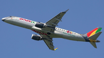 A picture of CP3135 - Embraer E190LR - Amaszonas - © Cris.Spotter.mg