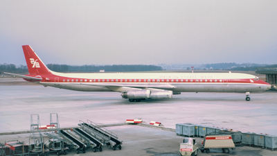 N792FT - Douglas DC-8-63(CF) - American Flyers Airline