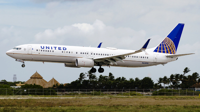 N62896 - Boeing 737-924ER - United Airlines