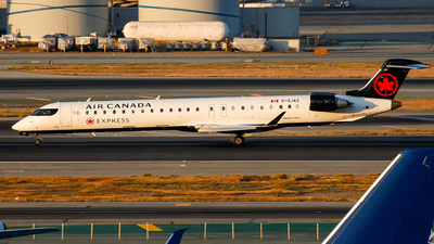 C-GJAZ - Bombardier CRJ-900 - Air Canada Express (Jazz Aviation)