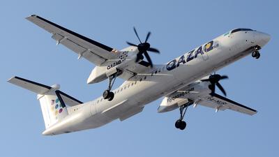 A picture of P4NUR - De Havilland Canada Dash 8400 -  - © Bakayenko Andrey