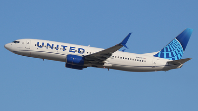 N14249 - Boeing 737-824 - United Airlines