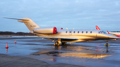 PH-NNX - Cessna 750 Citation X - JetNetherlands
