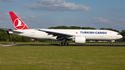 A picture of TCLJO - Boeing 777F - Turkish Airlines - © Sebastian Sowa