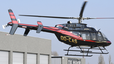 OO-CAS - Bell 407GXP - Private