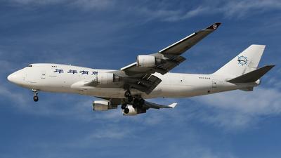 N903AR - Boeing 747-428ERF - Sky Lease Cargo