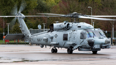 168115 - Sikorsky MH-60R Seahawk - United States - US Navy (USN)