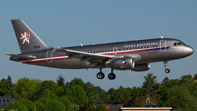 3085 - Airbus A319-115X(CJ) - Czech Republic - Air Force