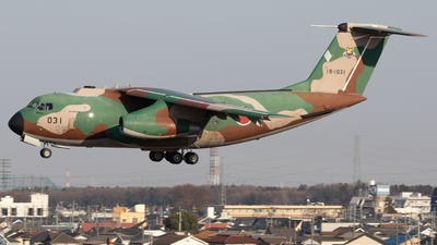 18-1031 - Kawasaki C-1 - Japan - Air Self Defence Force (JASDF)