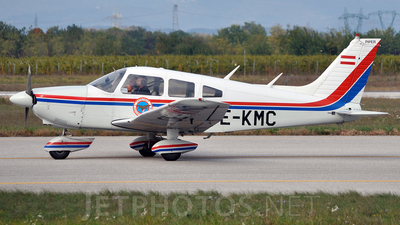 OE-KMC - Piper PA-28-181 Cherokee Archer II - Private