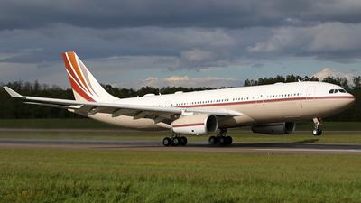 VP-BHD - Airbus A330-243 - Private