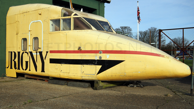 G-SSWP - Short 330-200 - Streamline Aviation
