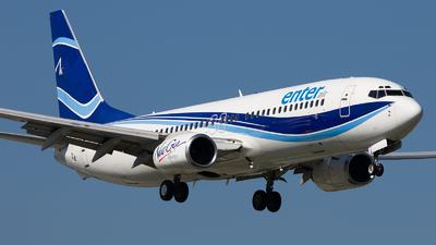 SP-ESK - Boeing 737-8Q8 - Enter Air